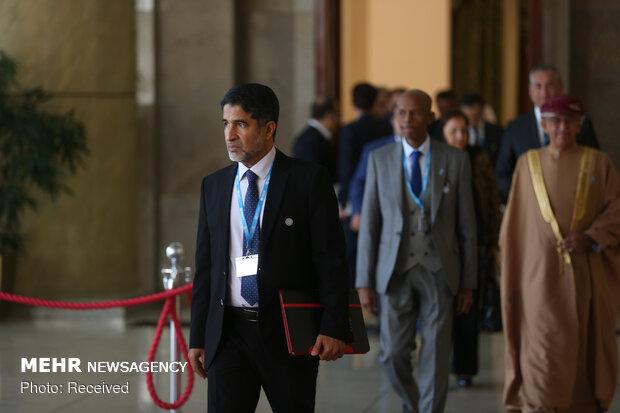 Tahran, Doğu Akdeniz Bölgesi Sağlık Bakanları Toplantısı'na ev sahipliği yaptı