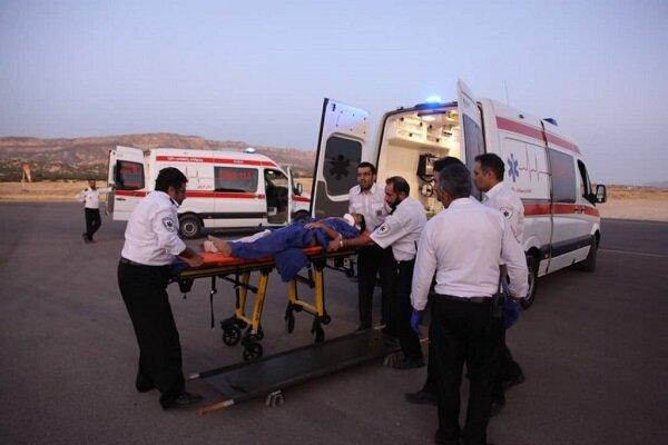 ۳ کشته و ۶ مصدوم در واژگونی ون زائران ایرانی در العماره