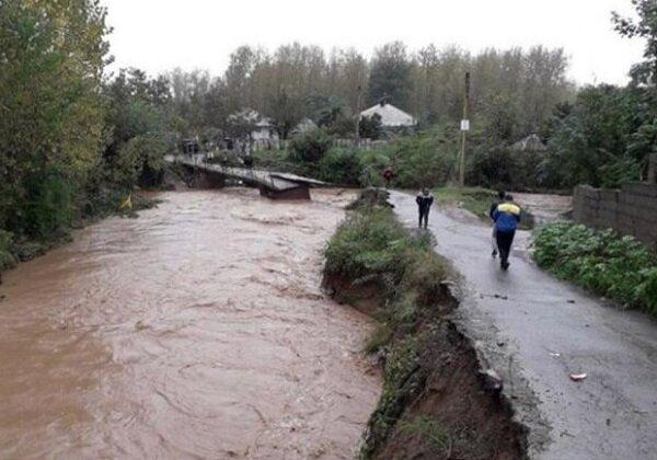 احتمال وقوع سیلاب ناگهانی در مناطق کوهستانی و کوهپایه ای گلستان