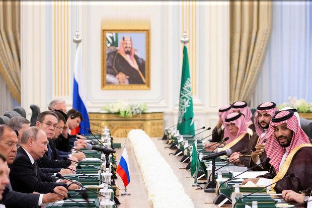 امضای چند توافق بین عربستان و روسیه/ قرارداد همکاری بلندمدت اوپک