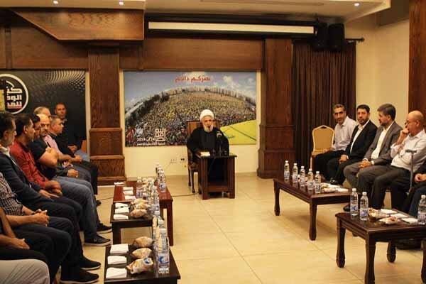 دولت لبنان تصمیم جسورانه درباره سوریه بگیرد
