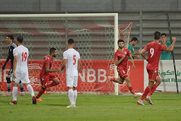 FIFA'dan Bahreyn'e ceza!