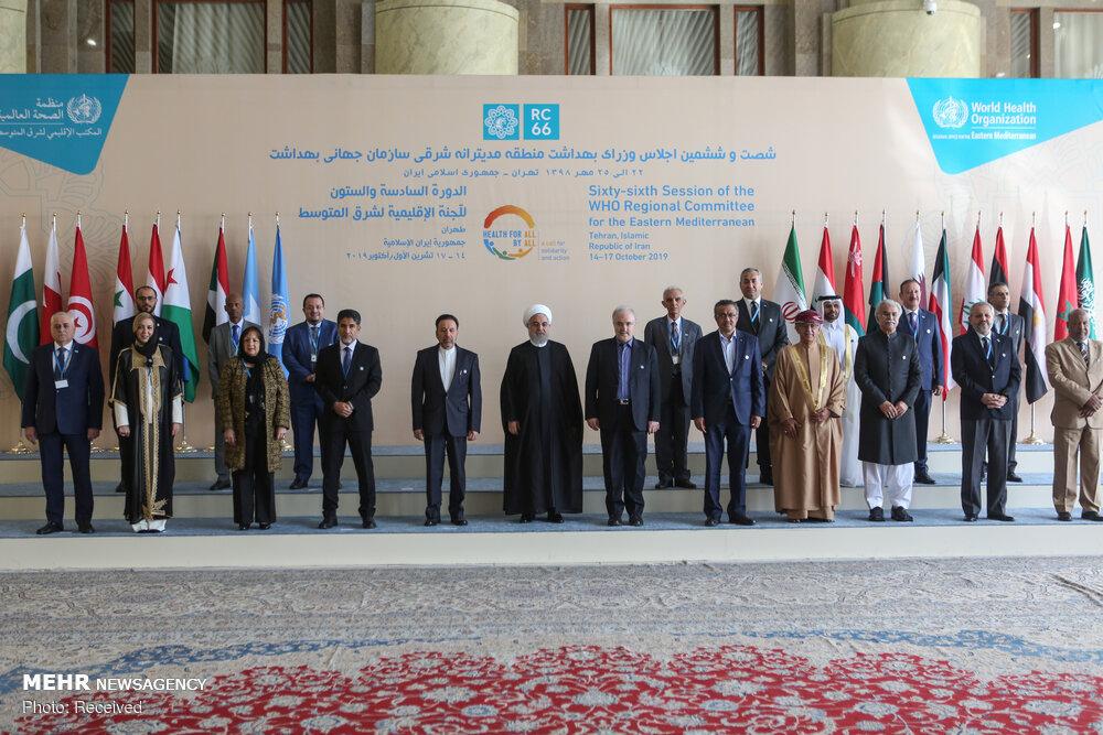 WHO Regional Committee for Eastern Mediterranean kicks off