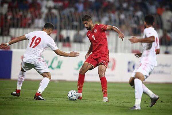 تساوی ایران و بحرین در پایان نیمه اول/ موقعیتهایی که به گل نرسید