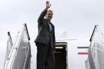 Parl. speaker Larijani leaves Belgrade for Tehran after attending IPU meeting