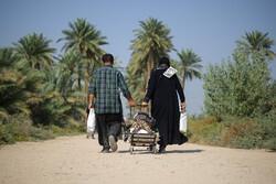 «پابهراه» از تهران تا کربلا/ روایتی خانوادگی از پیادهروی اربعین