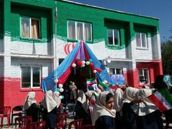 تخلیه فوری ۶ فضای آموزشی در قروه/کلنگ زنی مدرسه ۱۲ کلاسه