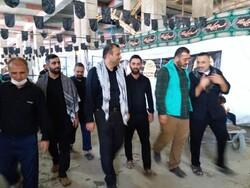 خدمات رسانی به زائران استان ها در مواکب مازندران
