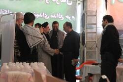 بازدید رئیس سازمان اوقاف از موکب حضرت سیدالشهدا قزوین