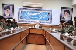 ایران با اتکا بر اسلام و معنویت قدرت برتر منطقه است