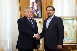 شمخاني: استراتيجية إيران هي تمتين العلاقات بين دول المنطقة سيما الجيران