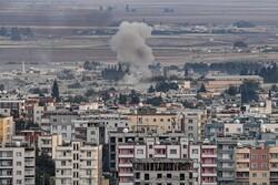 ارتش سوریه ۲ پهپاد تروریستها را سرنگون کرد