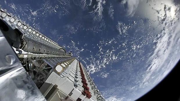 اسپیس ایکس ۳۰ هزار ماهواره به مدار زمین می فرستد