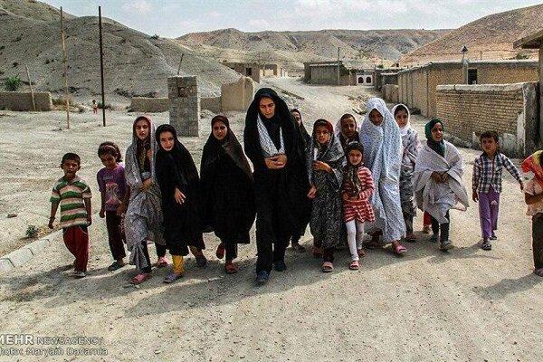 برگزاری اردوهای جهادی طلاب در روستاهای اطراف تهران