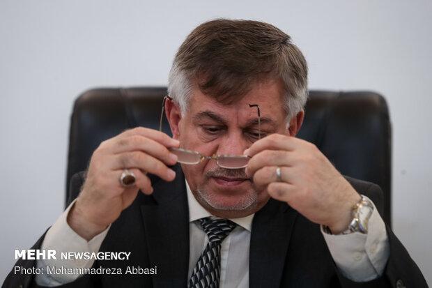 گفتگو با سعد جواد قندیل سفیر عراق در ایران