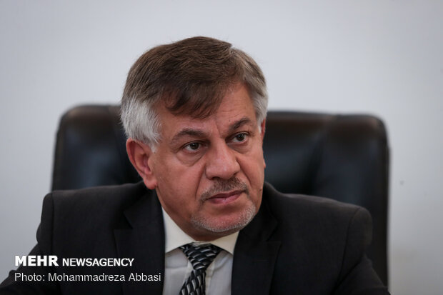 Interview with Iraqi envoy to Tehran