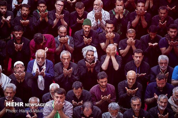 أجواء كربلاء المقدسة على اعتاب الاربعين