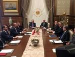 اردوغان نےامریکہ کے سامنے گھٹنے ٹیک دیئے/ ترکی و امریکہ کا جنگ بندی معاہدے پر اتفاق