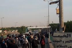 زائران مسیر نجف - کربلا: اربعین طلائیه ای برای جهان اسلام