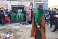 «ابوالاحرار» به میدان چذابه آمد