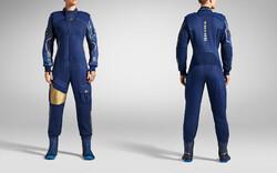 لباس فضانوردان «ویرجین گالاکتیک» رونمایی شد