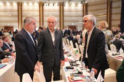 حضور صالحی امیری در مجمع  انجمن کمیتههای ملی المپیک جهان