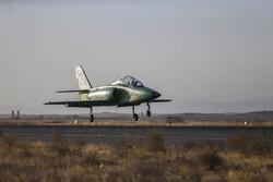 """پیشرفتہ تربیتی جیٹ طیارے """" یاسین """" کی رونمائي"""