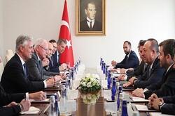 Çavuşoğlu, ABD Ulusal Güvenlik Danışmanı ile görüştü