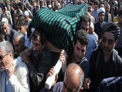 پیکر ماموستا سیدمحمد حسینی تشییع و به خاک سپرده شد