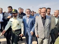وزیر کشور وارد مرز مهران شد