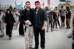 جوانان دهه شصتی، پرچمدار زوار ایرانی در اربعین ۹۸
