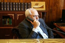 Iran, Turkey FMs hold phone talk on Syria developments