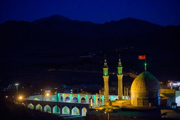 جامانده های اربعین حسینی در منطقه کاشان راهی کربلای ایران می شوند
