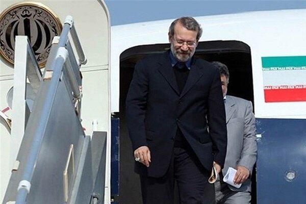 لاريجاني يعلن عن زيارة مرتقبة للرئيس الصربي الى طهران