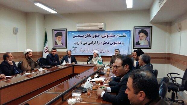 لزوم اجرای مطلوب طرح «هر مسجد یک حقوقدان» در استان کرمانشاه