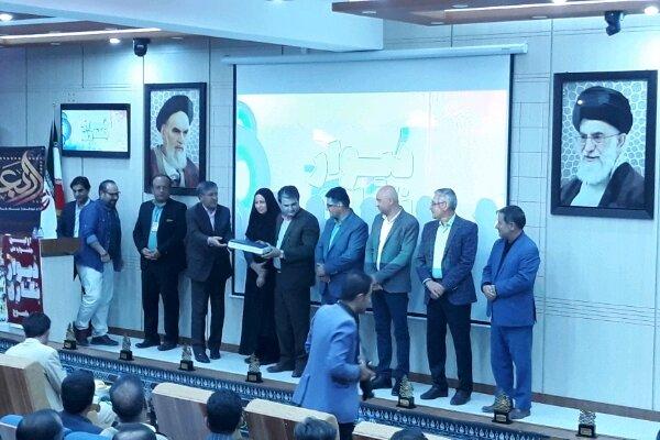 اولین جشنواره ملی دیوارنگاری شهر یاسوج به ایستگاه اختتامیه رسید