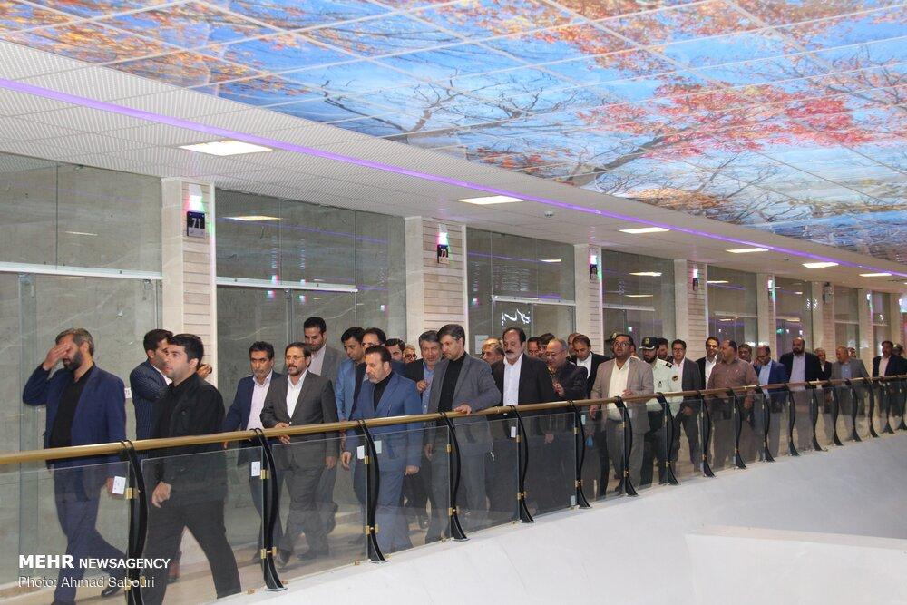 سفر رییس دفتر رییس جمهور به استان سمنان