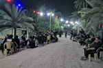 Arbaeen makeshifts camps (Mawkibs)