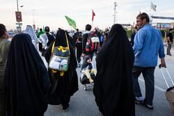 ۱۷۳ هزار نفر امروز از مرز مهران وارد کشور شدند