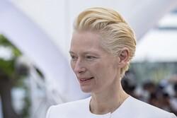 تیلدا سوینتون ریس هیات داوران جشنواره مراکش شد