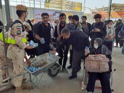 حضور ۳۰۰ نفر از مدیران و کارشناسان آماد و پشتیبانی ناجا در مرزهای چهارگانه کشور