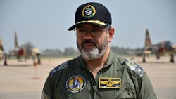 'Kosar' fighter jet manufacturing 'fast on track': Air Force cmdr.
