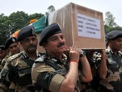 بنگلہ دیشی فوج کی فائرنگ سے ایک بھارتی فوج اہلکار