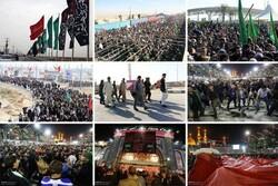مهران سربلند از میزبانی بزرگ/ قدمگاه عاشقان حسینی بازهم رکورد زد