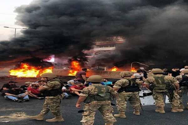 الجيش: إصابة 6 عسكريين في طرابلس أمس وتوقيف عدد من مفتعلي الشغب