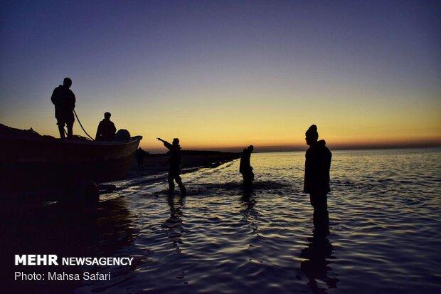 Fishing season kicks off in Caspian Sea