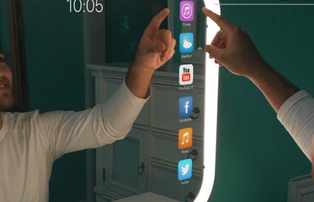 آینه هوشمند ایرانی ساخته شد