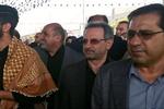 جمعیت راهپیمایان جاماندگان اربعین تهران ۲ الی ۳ برابر شده است