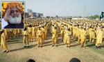 جمعیت علمائے اسلام ف کے کارکنوں نے چمن شاہراہ بند کردی