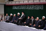 Leader attends Arbaeen mourning ceremony